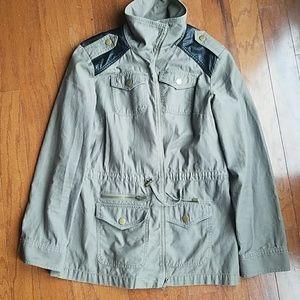 Jacket - army green